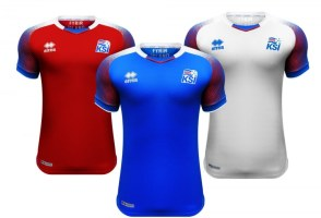 """Blood Up To The Shoulders"": Iceland World Cup Strip Unveiled"