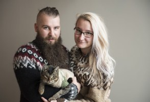 Icelandic Hotel's Latest Employee: A Cat