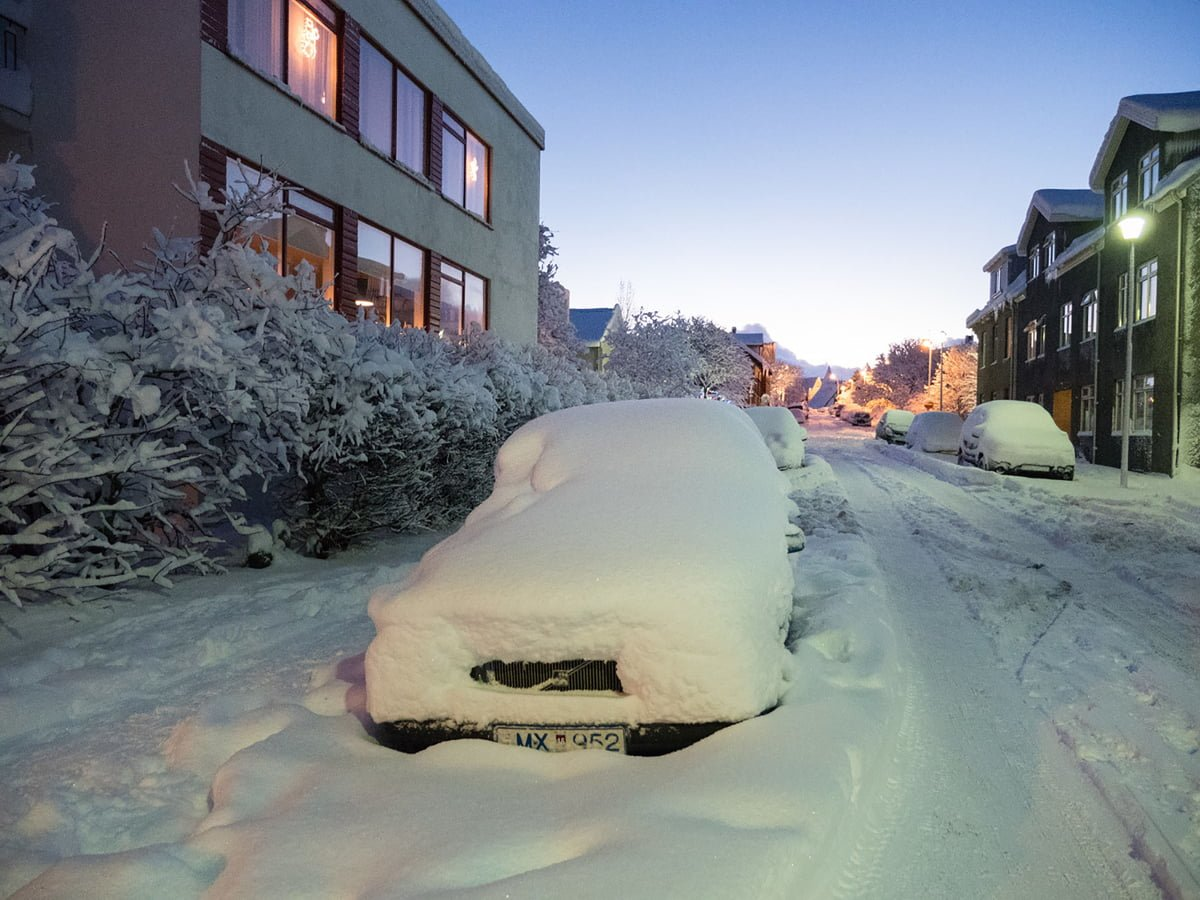 Meteorologists Predict: No Snow For Christmas - The Reykjavik Grapevine