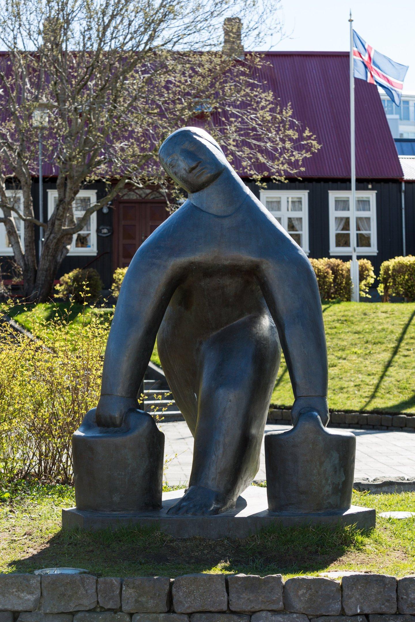 Sculpture Tour