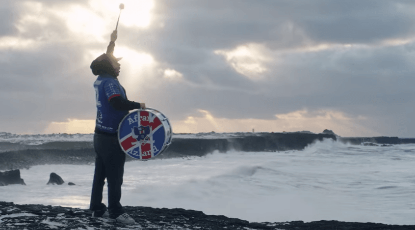 """HÚH!"", The Icelandic Viking Clap And How It All Started"