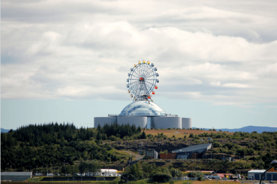 Missing In Iceland: Theme Parks