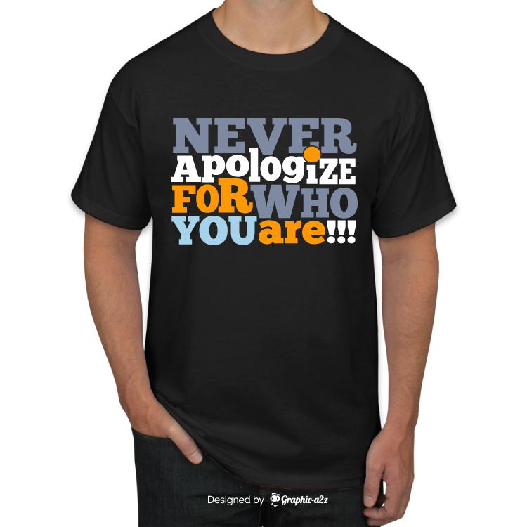 Ultra Cotton T-shirt vector design