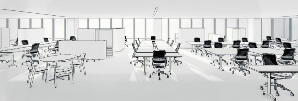 Workspace White Model Option