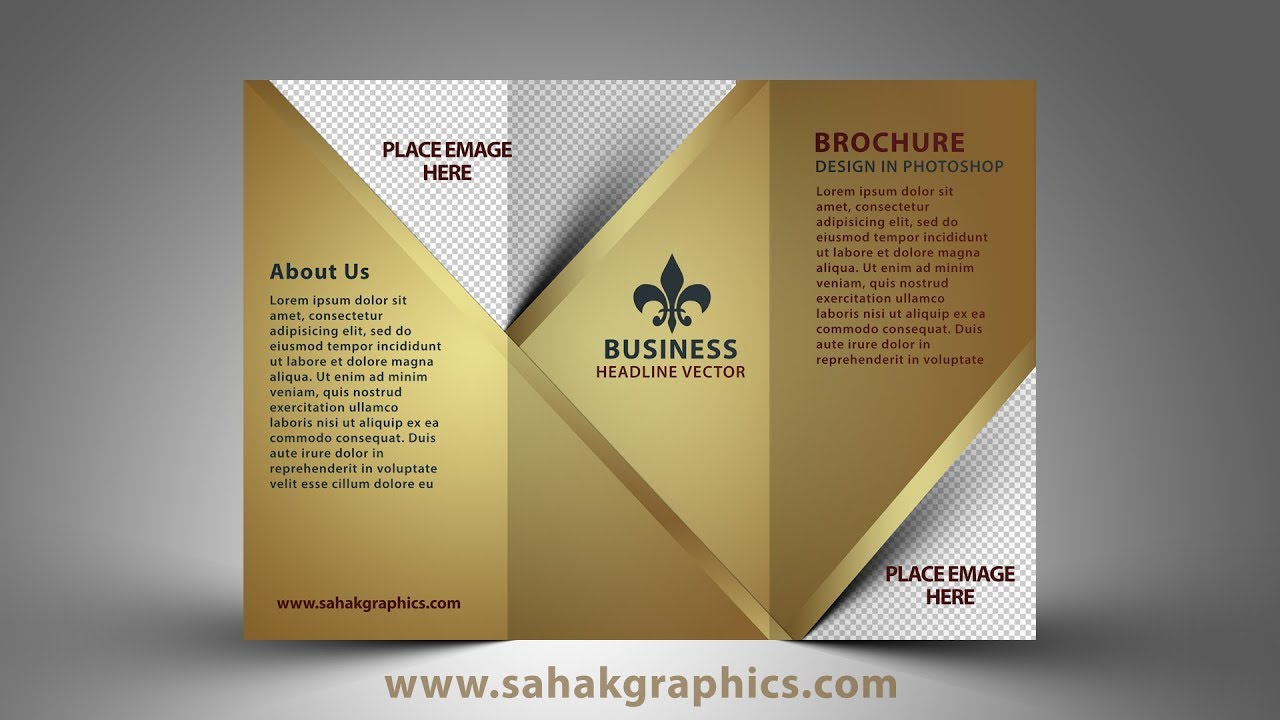 photoshop tri fold brochure template.html