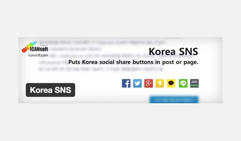 Korea-SNS