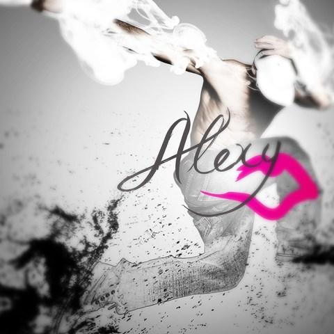 Alexy logo design
