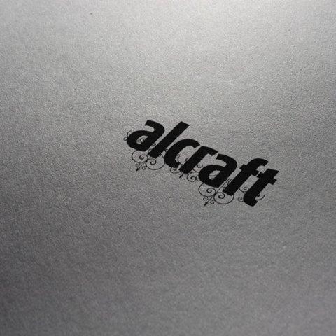 Alcraft Custom Logo Design