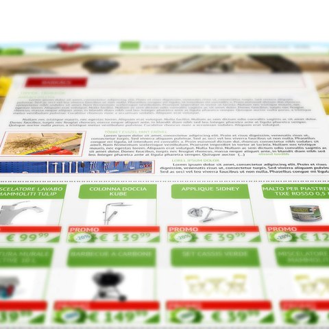 Vasex.hu - web layout design