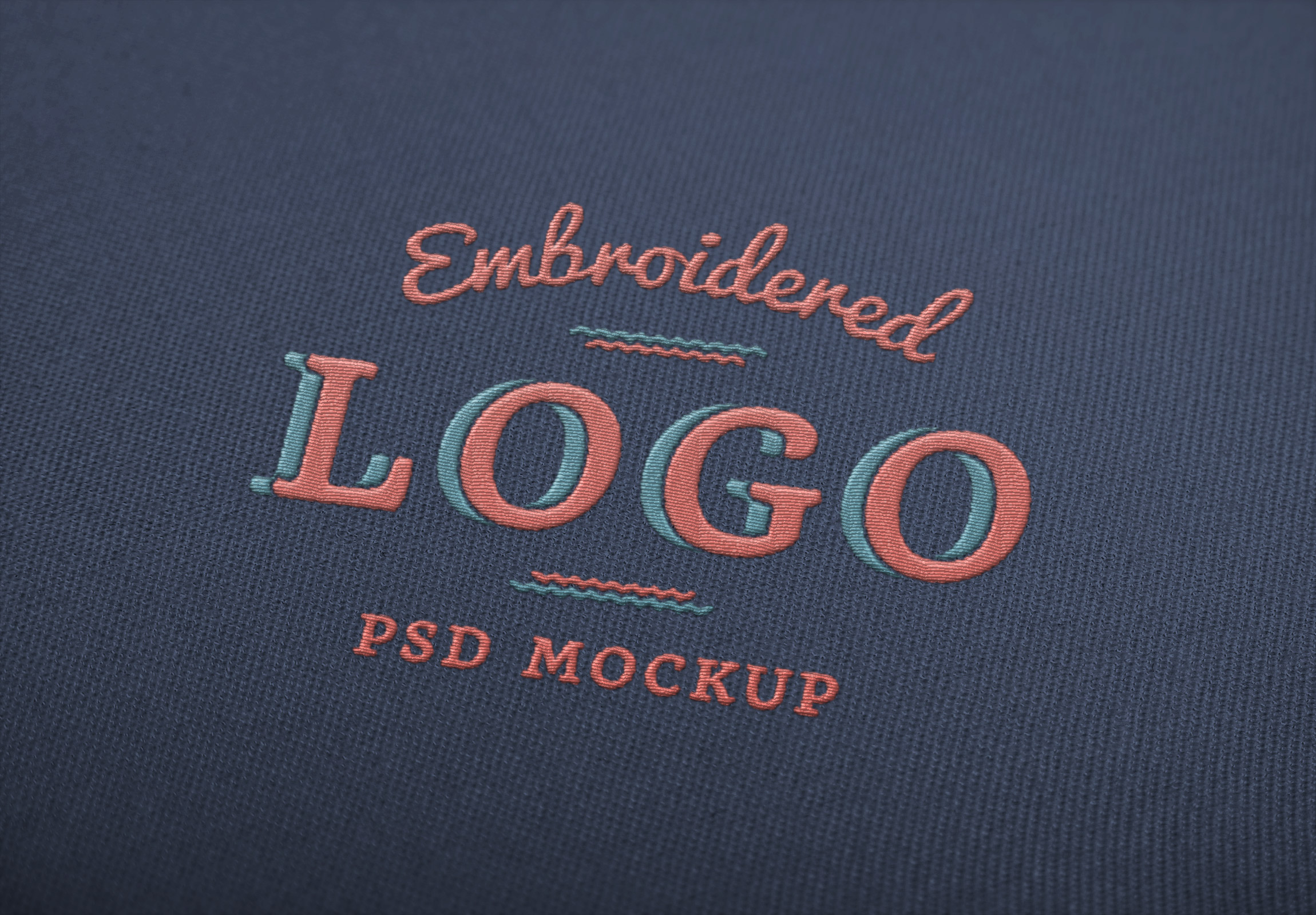 I do not understand :( i want to give out more patches. Embroidered Logo Mockup Graphicburger