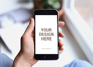 Here is a free htc one a9 psd mockup designed with photoshop vector shapes created by ramotion. Iphone Graphicburger