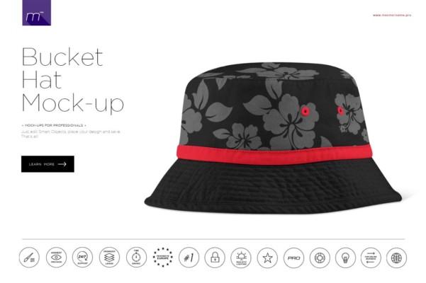 Trucker caps, woolen hats, bucket hats, baseball. 15 Hat Mockup Psd Templates For Designers Graphic Cloud