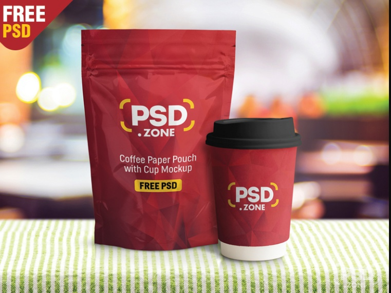 Download 32+ Best Free Coffee Packaging Mockup PSD - Graphic Cloud