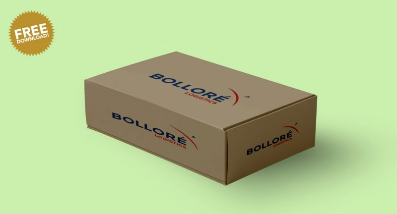 Download Free Packaging Box Mockup PSD Download - Graphic Cloud