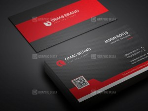 PSD Sleek Business Cards