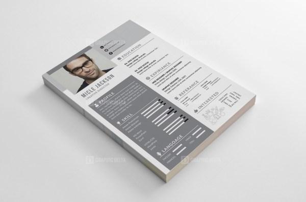 Creative Resume CV Template