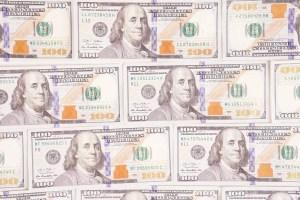 New american hundred dollar banknotes