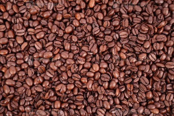 Roasted coffee beans wallpaper