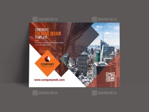 Corporate Postcard Templates