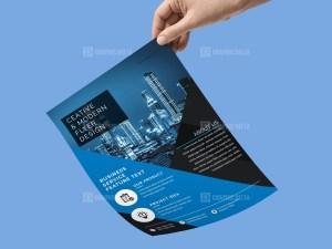PSD Modern Flyer Design