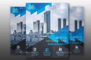 PSD Photography Flyer Template