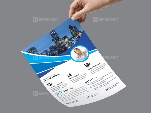 PSD Poster Flyer Template