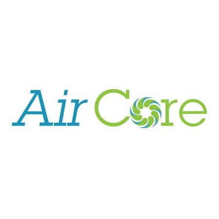 Aircore Logo Design