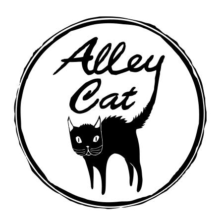 Alley Cat Logo Design