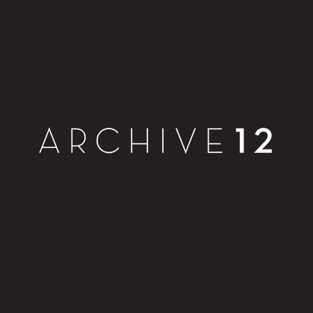 Archive 12 Logo Design