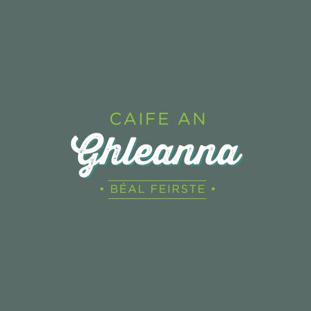 Cafe Glen Logo Design
