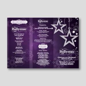 Folded Leaflet Design - Belfast