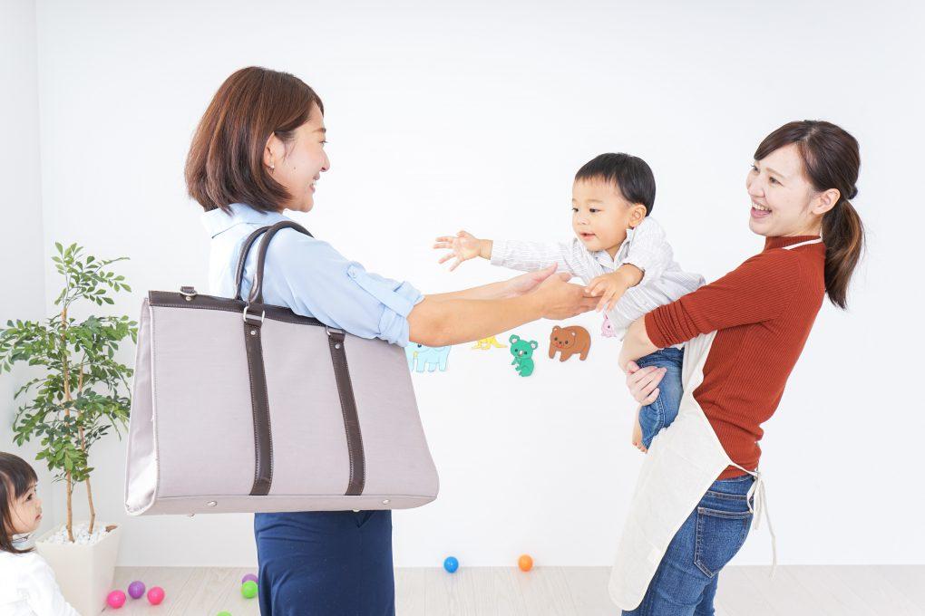 子供を預けるというのも1つの選択肢