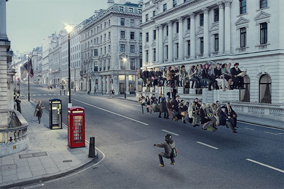 100 Incredible Photo Manipulation Examples By Creative Designers