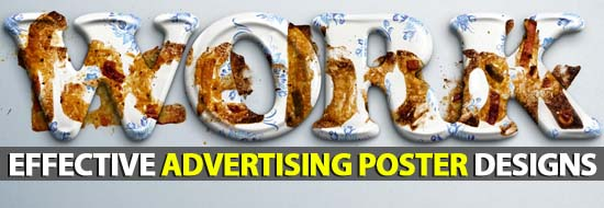 Post image of Advertising Posters: Most Effective Poster Design Inspirations