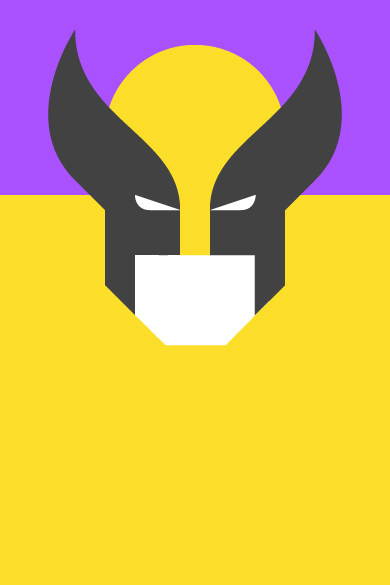 Wolverine Illustration