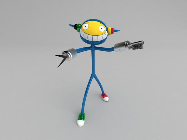 Skillo Mascot