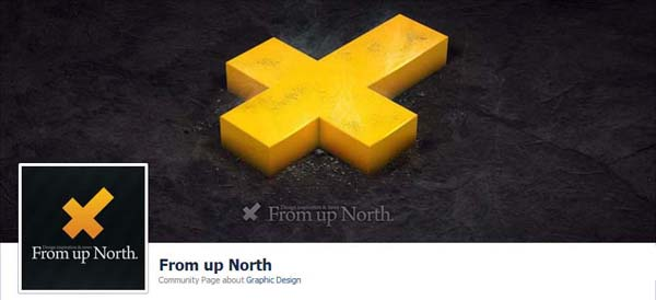 From up North Facebook Timeline Cover