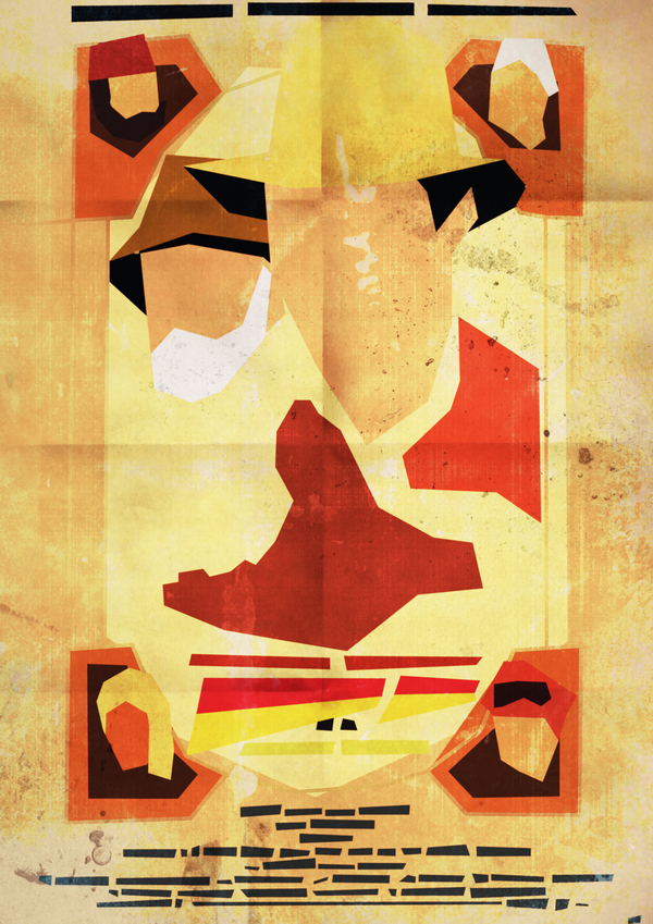 Minimal Poster Designs 12