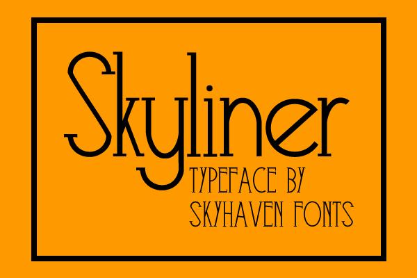 Excellent free fonts for desigenrs 15