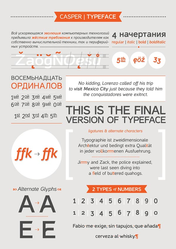 Excellent free fonts for desigenrs 24