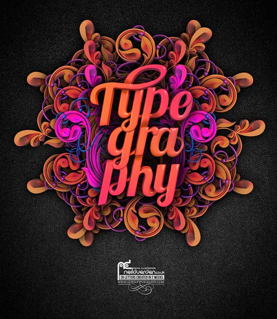 Remarkable Big Typography Design 46