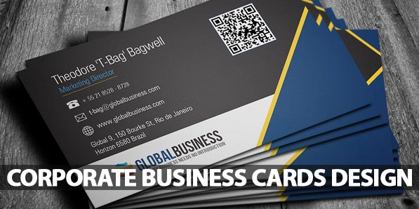Post image of Corporate Business Cards Design