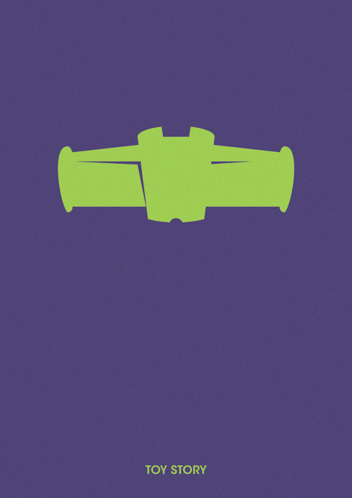 Minimal Posters 2013 - 21