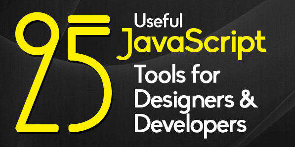 Post image of 25 Useful JavaScript Tools For Designers & Developers