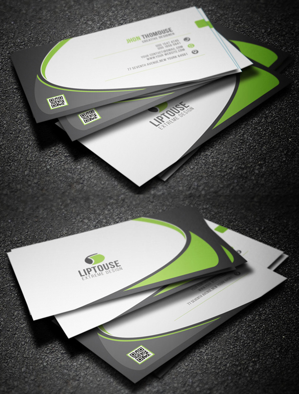 Citizen, you need documentation that shows you're allowed to be there. Modern Business Cards Design: 26 Creative Examples | Design | Graphic Design Junction