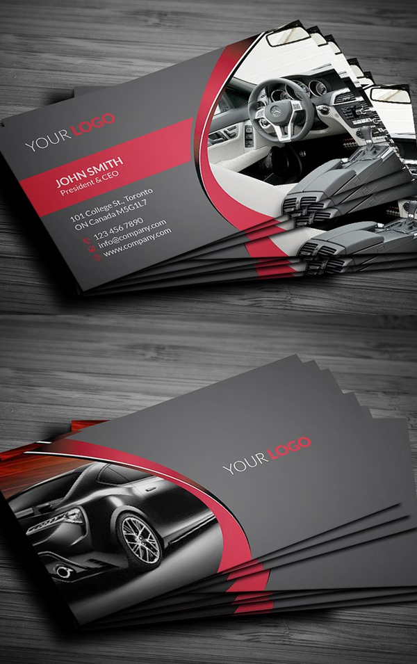 Jnoonan good things come to those who wait: 25 New Modern Business Card Templates (Print Ready Design