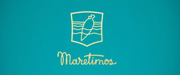 Branding: Maretimos - Logo design