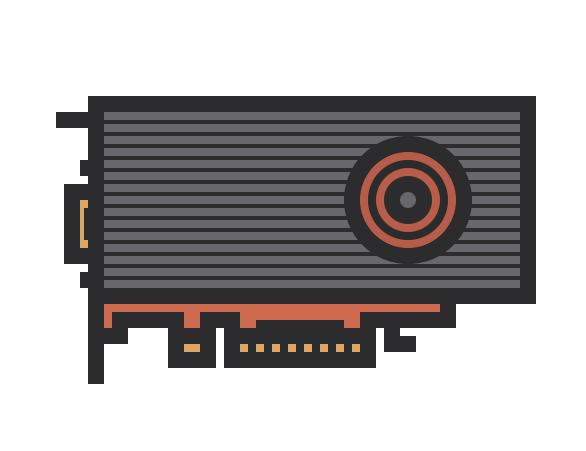 Cómo crear un icono de tarjeta de vídeo en Adobe Illustrator