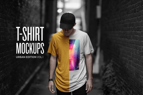 Free mockup psd camiseta frente verso / front and back t shirt template clip art / 60+ vectors, stock photos & psd files. Free 40 Best T Shirt Mockup Psd Templates Freebies Graphic Design Junction