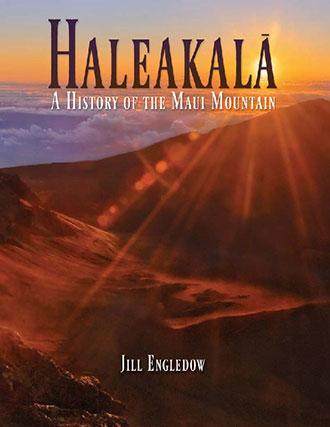 Jill Engeldow's Book Haleakala